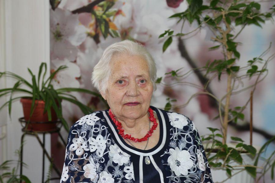 Бабкина Валентина Яковлевна